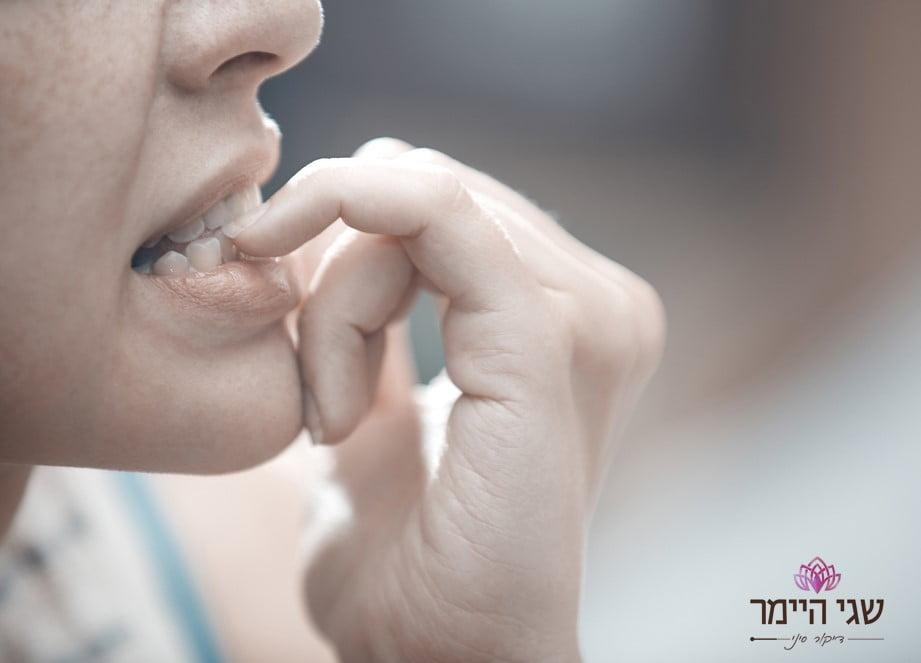 איך מתמודדים עם לחץ - שגי היימר המדקרת